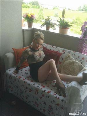 escorte constanta: Blonda miniona full service